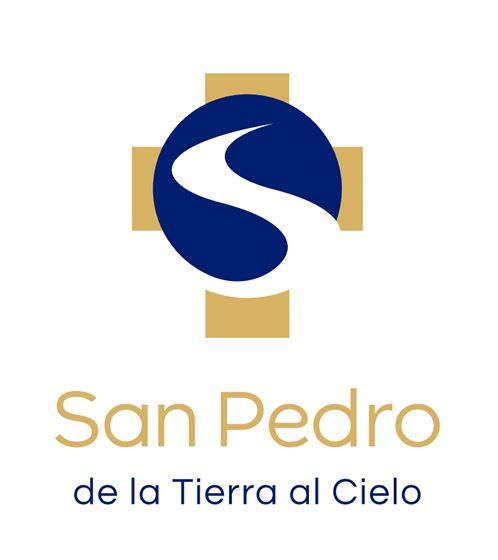 Logo - Funeraria San Pedro, de la tierra al cielo